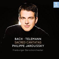 Bach/Telemann: Sacred Cantatas - Philippe Jaroussky