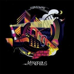 Metropolis - Neonschwarz