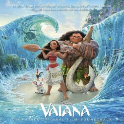Vaiana (Deutscher Original Film-Soundtrack) - Soundtrack