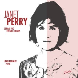 German And French Songs - Janet Perry