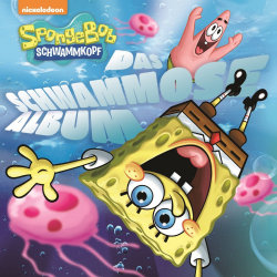 spongebob das schwammose album spongebob cd album. Black Bedroom Furniture Sets. Home Design Ideas