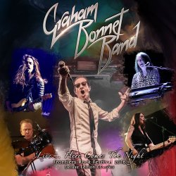 Live... Here Comes The Night - Graham Bonnet Band