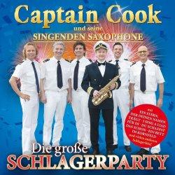 Die große Schlagerparty - Captain Cook und seine Singenden Saxophone