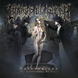 Cryptoriana - The Seductiveness Of Decay - Cradle Of Filth