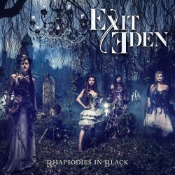Rhapsodies In Black - Exit Eden