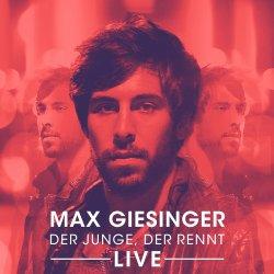 Der Junge, der rennt - live - Max Giesinger