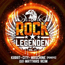 Rock Legenden Vol. 2 - Karat, City + Maschine