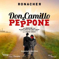 Don Camillo und Peppone - Gesamtaufnahme Wien live - Musical