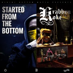 Started From The Bottom / KrabbenKoke Tape - Spongebozz