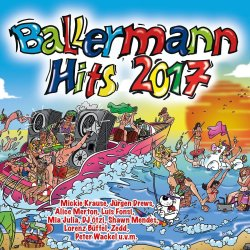 Ballermann Hits 2017 - Sampler