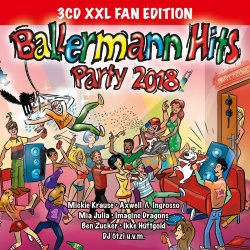 Ballermann Hits - Party 2018 - Sampler