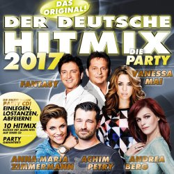 Der deutsche Hitmix - Die Party 2017 - Sampler
