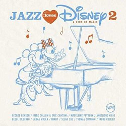 Jazz Loves Disney 2 - A Kind Of Magic - Sampler