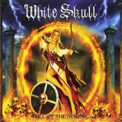 Will Of The Strong - White Skull