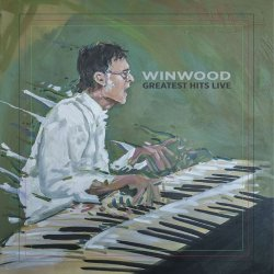 Greatest Hits Live - Steve Winwood
