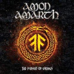 The Pursuit Of Vikings - Amon Amarth