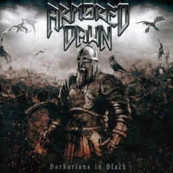 Barbarians In Black - Armored Dawn