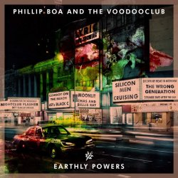 Earthly Powers - Phillip Boa + the Voodooclub