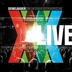 The 30 Years Retrospective - Live - Deine Lakaien