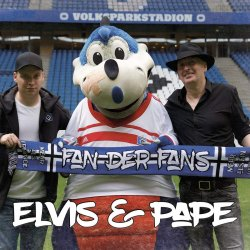 Fan der Fans - {Elvis} + {Pape}