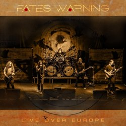 Live Over Europe - Fates Warning