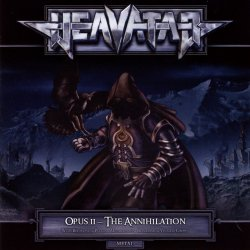 Opus II - The Annihilation - Heavatar