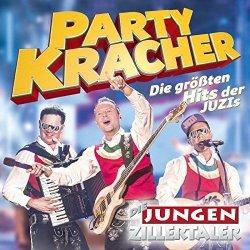 Partykracher - Die größten Hits der JuZis - Jungen Zillertaler