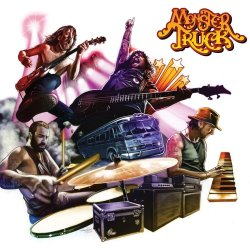 Truck Rockers - Monster Truck