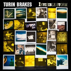 Invisible Storm Turin Brakes Cd Album 2018 Cd