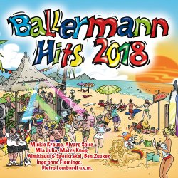 Ballermann Hits 2018 - Sampler