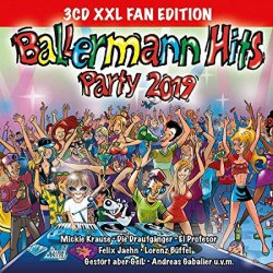 Ballermann Hits - Party 2019 - Sampler