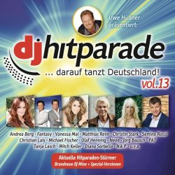 DJ Hitparade - Vol. 13. - Sampler