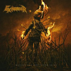 Mourn The Southern Skies - Exhorder