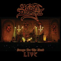 Songs For The Dead - Live - King Diamond