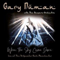 When The Sky Came Down - {Gary Numan} + the Skaparis Orchestra