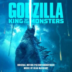 Godzilla - King Of The Monsters - Soundtrack