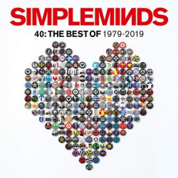 40: The Best Of 1979-2019 - Simple Minds