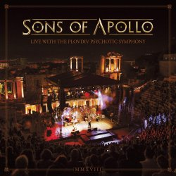Live With The Plovdiv Psychotic Symphony - Sons Of Apollo
