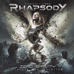 Zero Gravity (Rebirth And Evolution) - {Luca Turilli