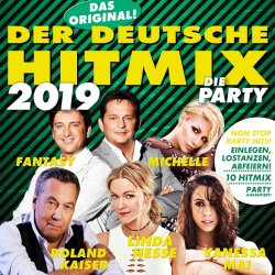 Der deutsche Hitmix - Die Party 2019 - Sampler
