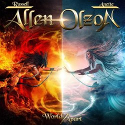 Worlds Apart - Russell Allen + Anette Olzon