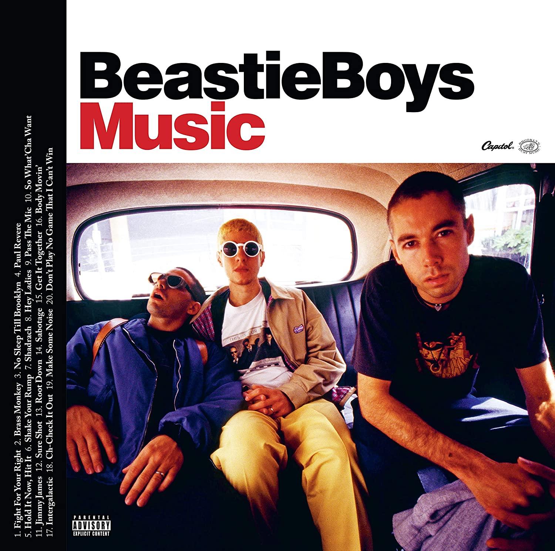 Beastie Boys Music - Beastie Boys
