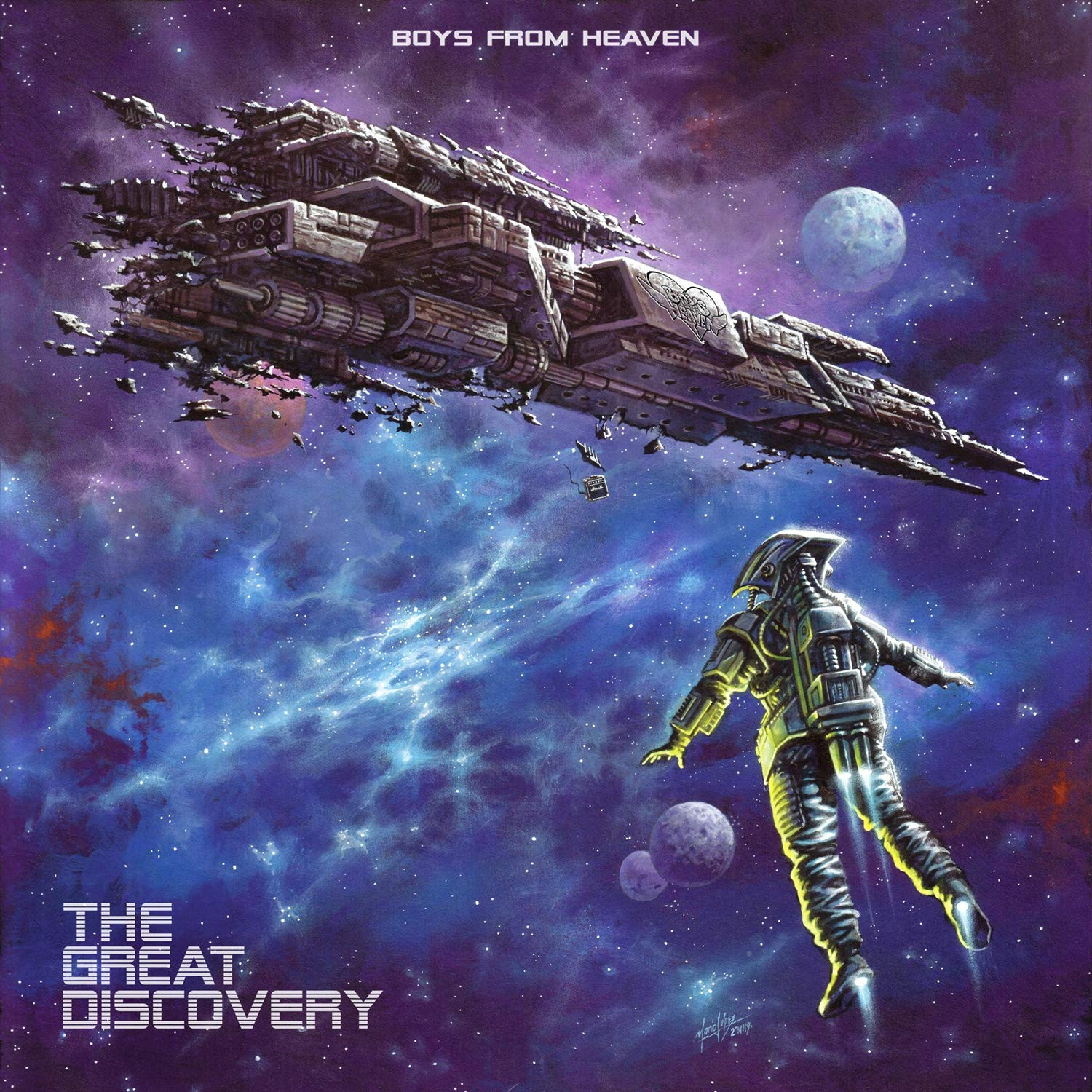 The Great Discovery - Boys From Heaven