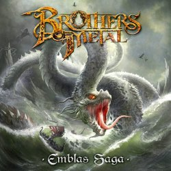 Emblas Saga - Brothers Of Metal