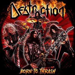 Born To Trash - Destruction