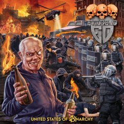United States Of Anarchy - Evildead