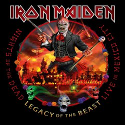 Nights Of The Dead - Legacy Of The Beast - Live In Mexico City - Iron Maiden