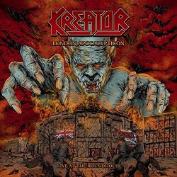 London Apocalypticon - Live At The Roundhouse - Kreator
