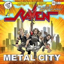 Metal City - Raven