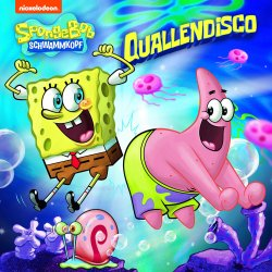 Quallen-Disco - {SpongeBob} Schwammkopf
